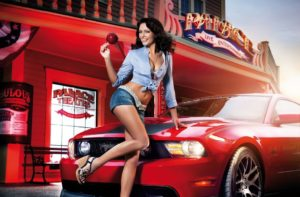 calendrier miss tuning 2011 ford mustang
