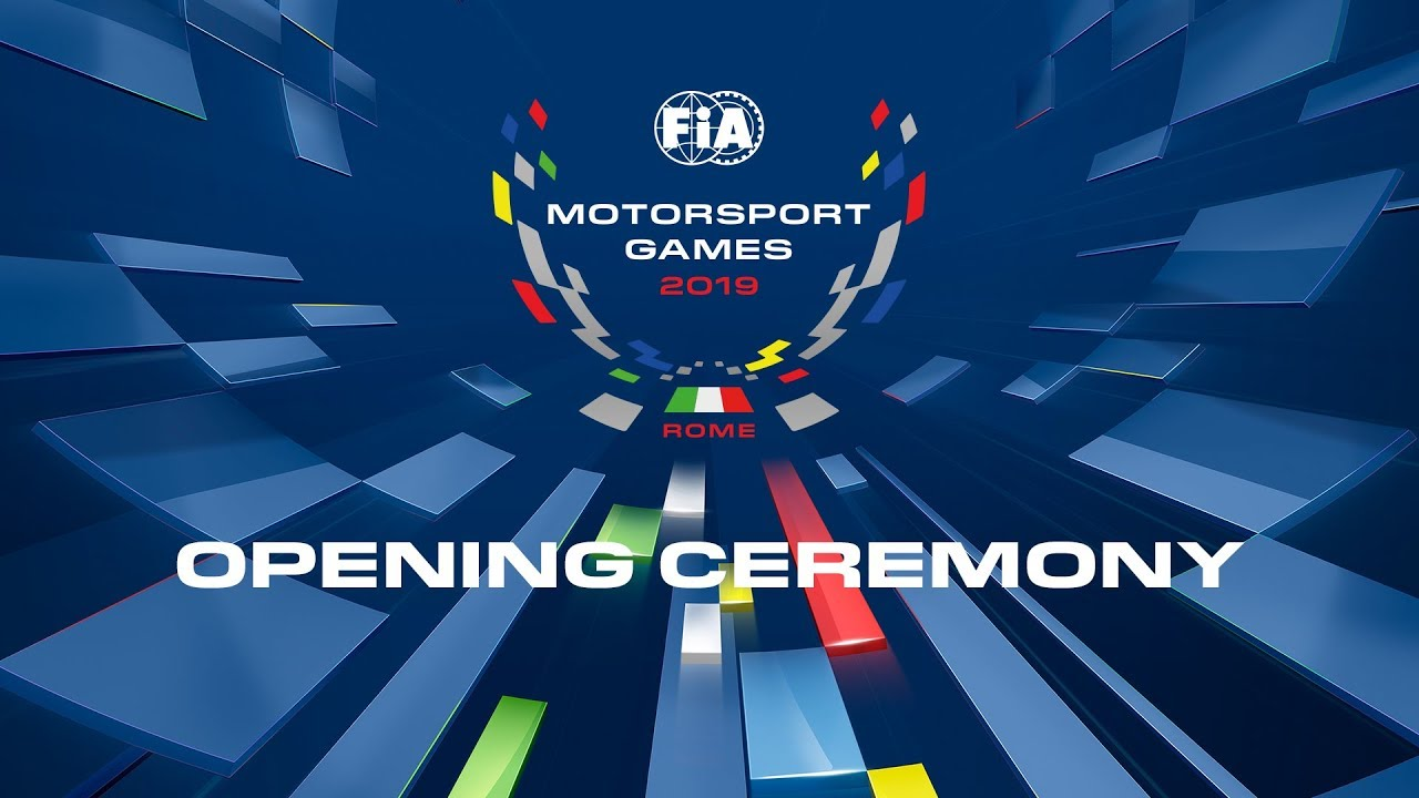 Fia Motorsport Games 2019. Рим
